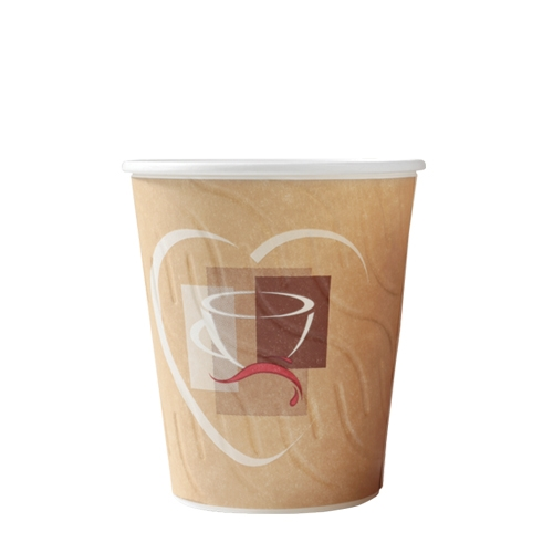 Benders Garda Embossed Hot Cup
