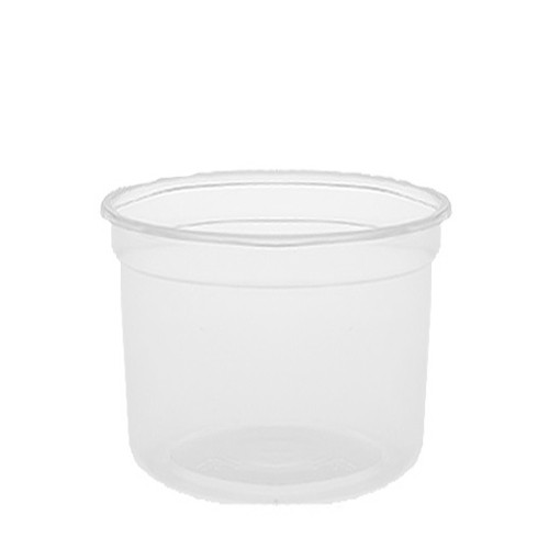 Celebration  Microwaveable  Deli Container 24oz Clear