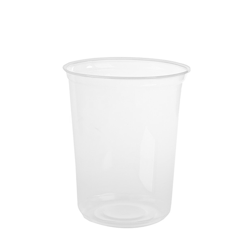 Celebration  Microwaveable Deli Container 32oz Clear