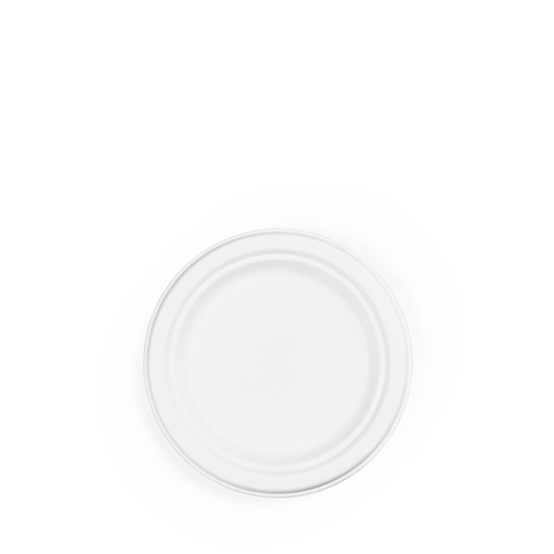 Vegware Bagasse Compostable Plate 6.75