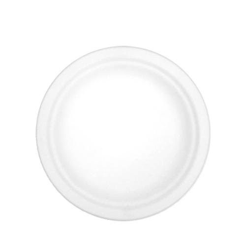 Vegware Bagasse Compostable Plate 8.75