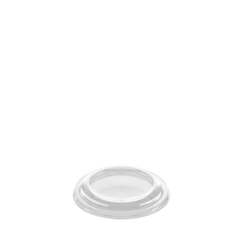 Faerch Ohco Pot Lid 9.9 x 1.3cm Clear