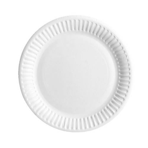 Paper  Plate 23cm White
