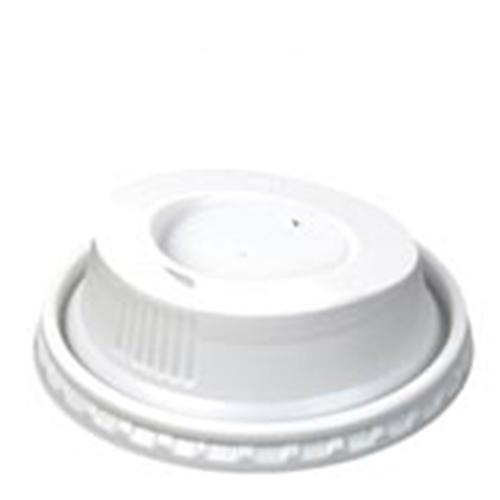 Huhtamaki Speciality Vending Cup Lid 7oz Squat & 9oz Tall White