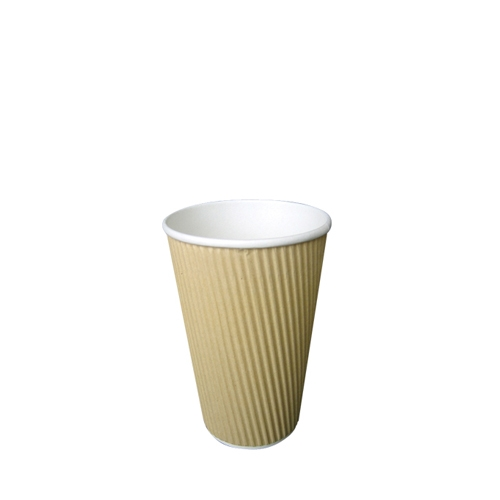 Ribbed Hot Cup