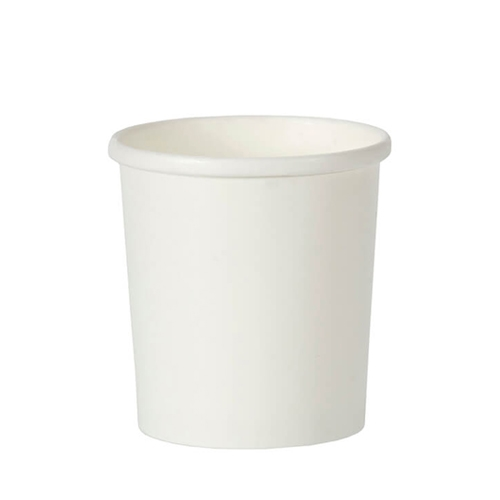 Paper  Soup Container 32oz White