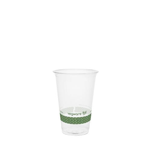Vegware Slim PLA Cold Cup 256ml