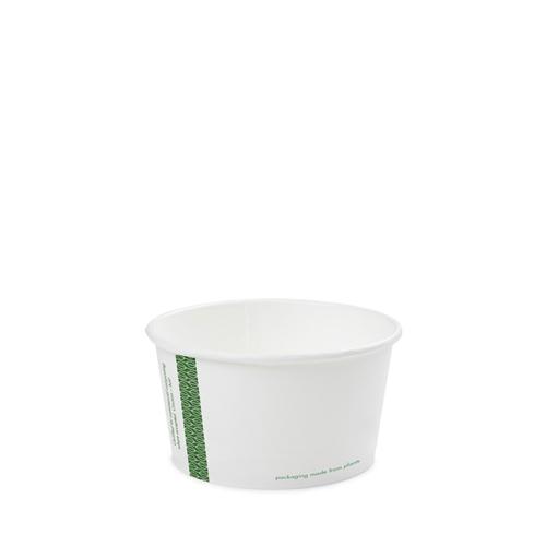 Vegware Compostable Soup Container 12oz White