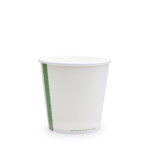 Vegware Compostable Soup Container 24oz White