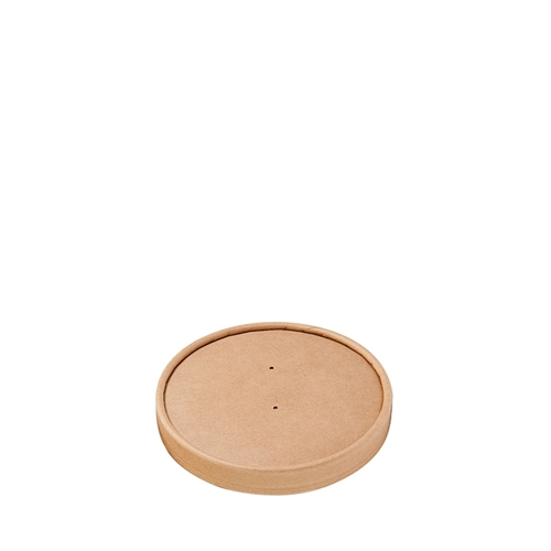 Colpac Souper Food Container Lid 16oz Kraft