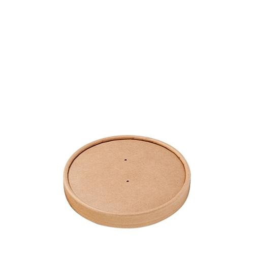 Colpac Souper Food Container Lid 26oz/32oz  Kraft