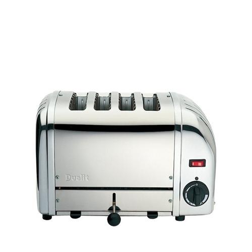 Dualit NewGen 4 Slot Commercial Toaster Stainless Steel