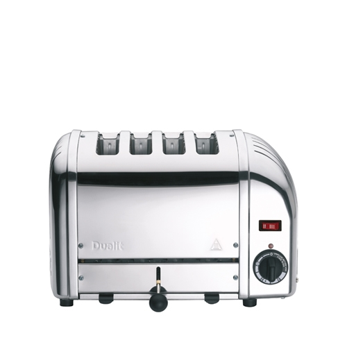 Dualit 4 Slot Commercial Toaster Stainless Steel