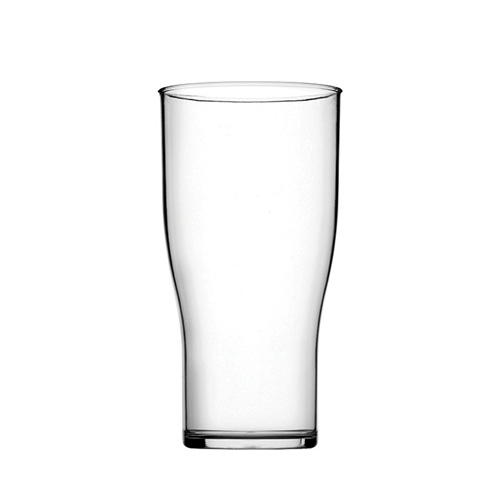 Utopia Polycarbonate Tulip Beer Glass 57cl CE Clear