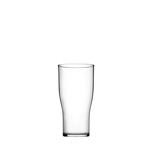 Utopia Polycarbonate Tulip Beer Glass 28cl CE Clear