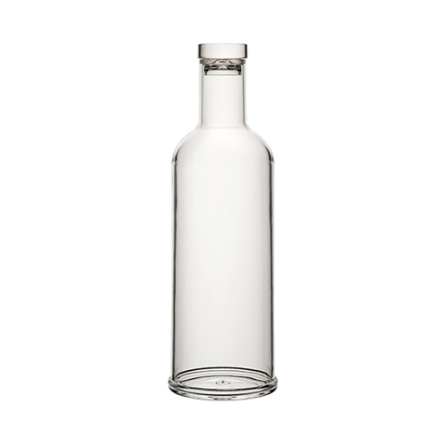 Utopia Polycarbonate Vision Water Bottle 35oz Clear