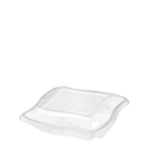 Wave  Salad Bowl 750ml Clear