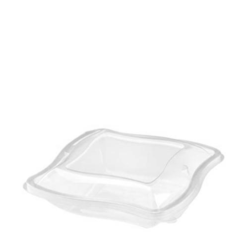 Wave  Salad Bowl 1000ml Clear