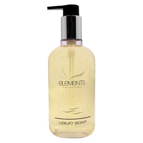 Elements Liquid Soap Pump Bottle 300ml