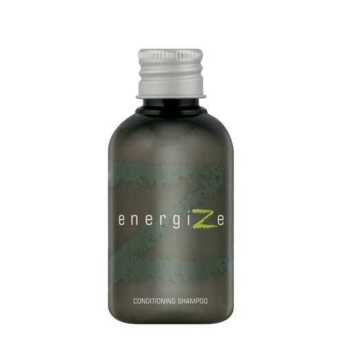 Energize Conditioning Shampoo 50ml  Charcoal/Green