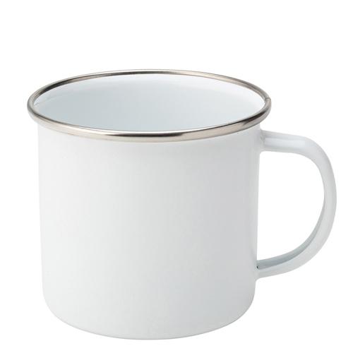 Eagle Enamel Eagle Stainless Steel Rim Mug