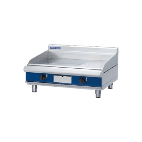 Blue Seal Blue Seal 900mm Elec Griddle Bench Model EP516-B Stainless Steel