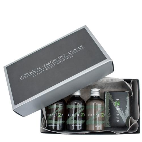 Energize Mixed Toiletries Box 50ml