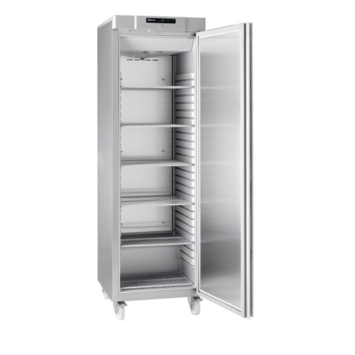 Gram Commercial Gram Compact Upright Freezer F410 RG Stainless Steel