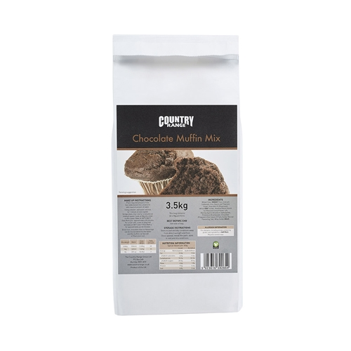 Country Range Chocolate Muffin Mix 3.5kg