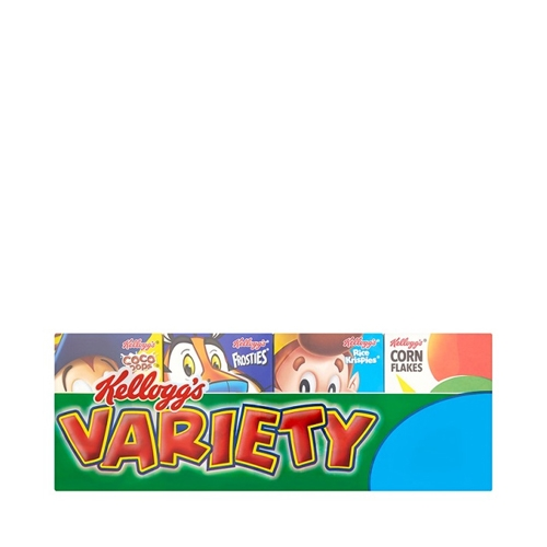 Kellogg's Variety Cereal Pack