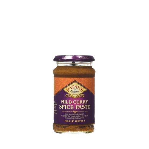 Pataks Mild Curry Spice Paste Jar 283g
