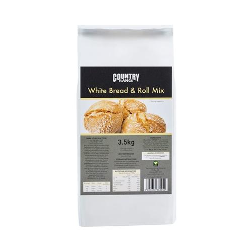 Country Range White Bread Mix 3.5kg