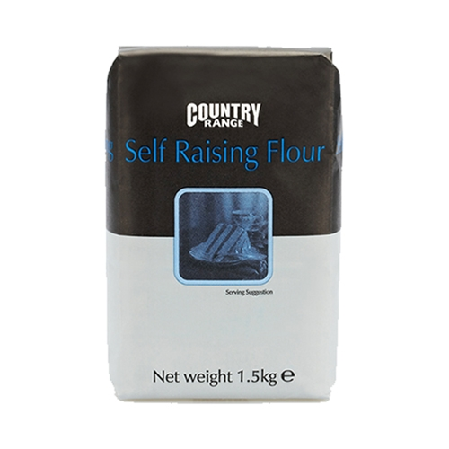 Country Range Self Raising Flour 1.5kg