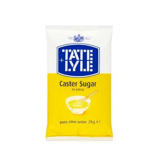 Tate + Lyle Caster Sugar 2 Kg