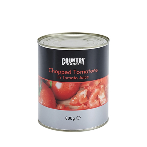 Chopped Tomatoes Large Tins 800g