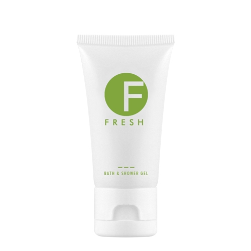 Fresh Bath & Shower Gel 30ml White