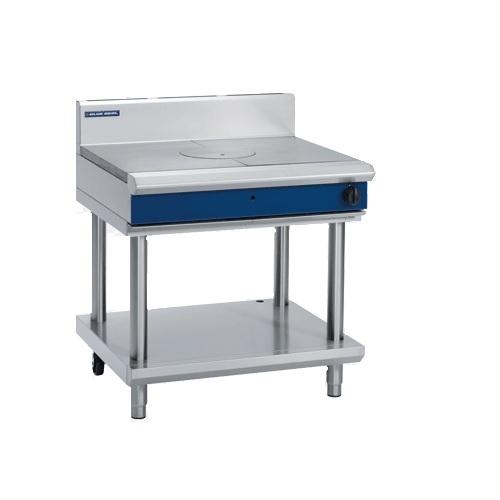 Blue Seal Gas Target Top On Leg Set G57-LS Stainless Steel
