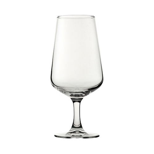 Utopia Allegra Toughened  Activator Max Beer Glass 57cl CE Clear