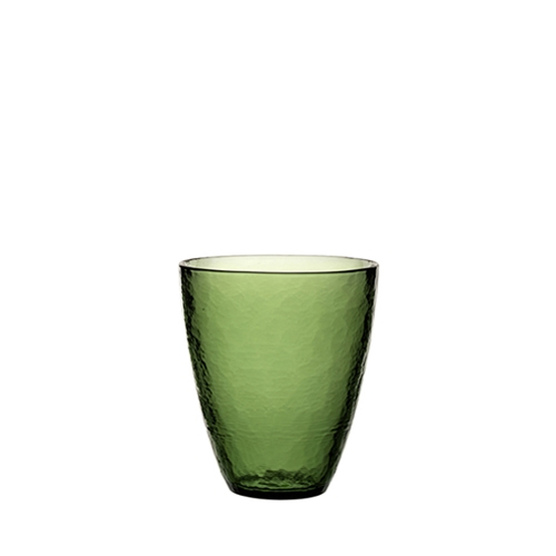 Utopia Ambiance Old Fashioned Tumbler 11oz Green
