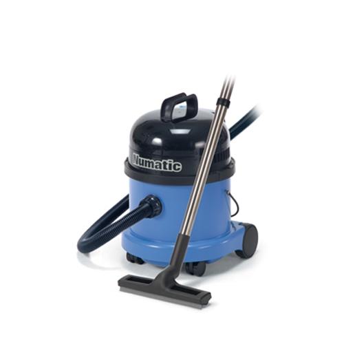 Numatic Commercial Wet and Dry Vacuum 9Ltr Wet Blue