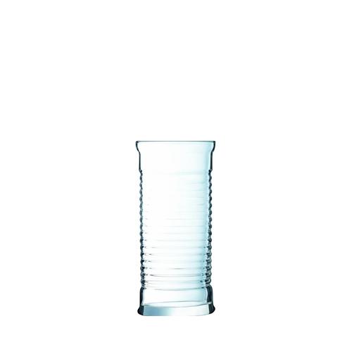 Arcoroc Be Bop Hiball/Tubo Glass 35cl Clear
