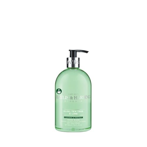 Baylis & Harding Aloe, Tea Tree & Lime Antibacterial Hand Wash 500ml