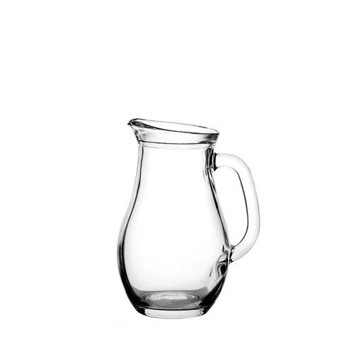 Utopia Bistro Glass Jug 1Ltr Clear