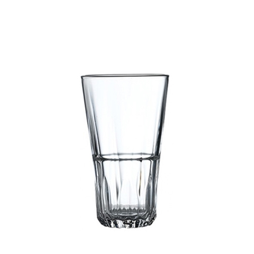Artis Brooklyn Stackable Beverage Tumbler 40cl Clear