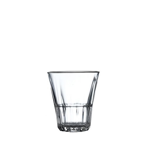 Artis Brooklyn Stackable Rocks Tumbler 26cl Clear