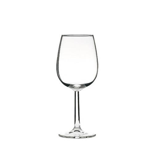 Artis Bouquet Burgundy Glass 35cl Clear