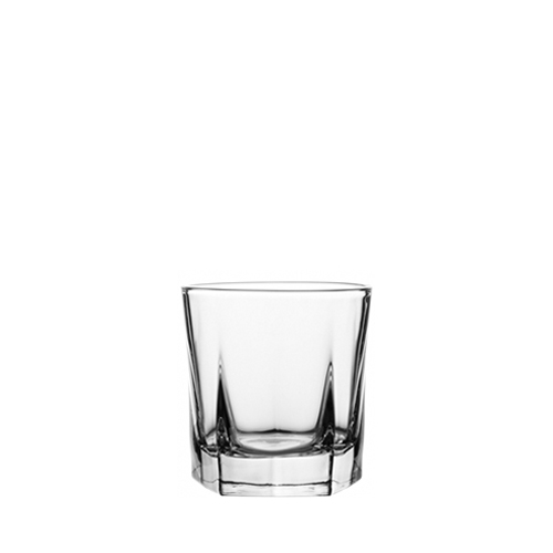 Utopia Caledonian Rocks Glass 26cl Clear
