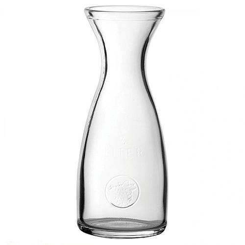 Utopia Standard  Glass Carafe 1Ltr Clear