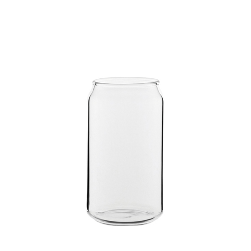 Utopia Glass Can 14oz Clear