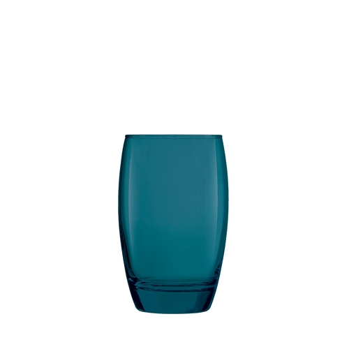 Arcoroc Salto Colour Studio Goa Blue Tumbler 35cl